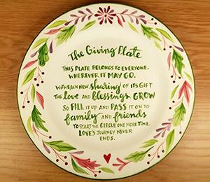 Oakridge Mall The Giving Plate