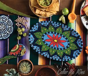 Oakridge Mall Talavera Tableware