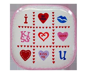 San Jose Valentine's Tic Tac Toe