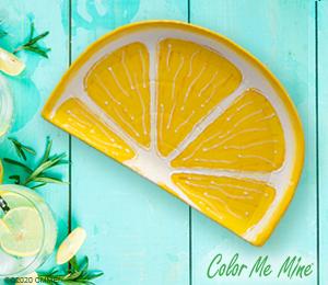 San Jose Lemon Wedge