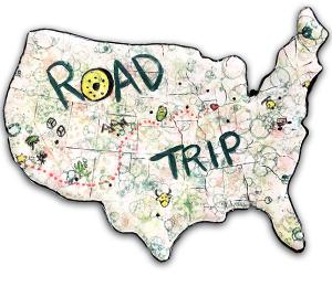 San Jose Family Road Trip!